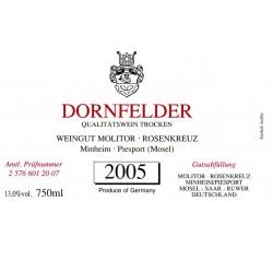 Dornfelder Mosel Rotwein 2005