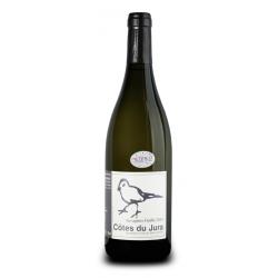 Cremant de Jura Savagnin e Chardonnay Clash 2014
