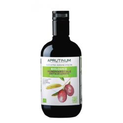 Olio extra vergine d'oliva Monvarietale Dritta di Loreto Bio 0,50 lt