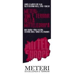 Biglietto Simposio sui vini della Mitteleuropa + ingresso Notturno 2018