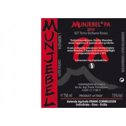 Munjebel Rosso MC Monte Colla 2014