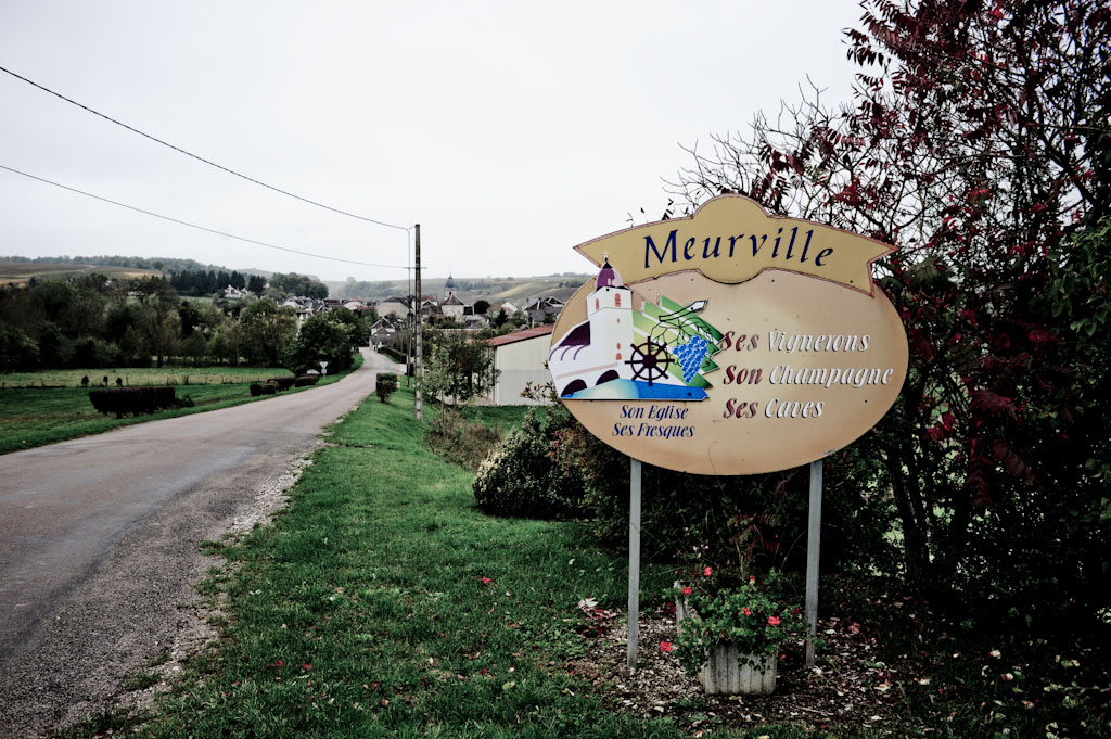 Meurville, villaggio dove si trova Remy Leroy e dove vinifica lo Champagne Remy Leroy
