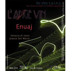 Enuaj (Juliette Oxidatif sur Voile, 72 mois elevage) Chenin 2009