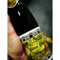 Alsace Pinot Noir 2016 - G. Schueller & F.