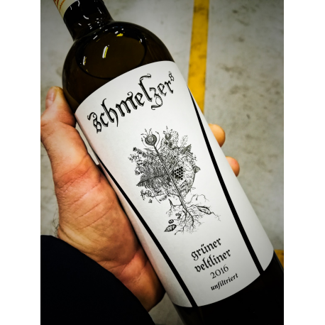 Gruner Veltliner unfiltriert 2016