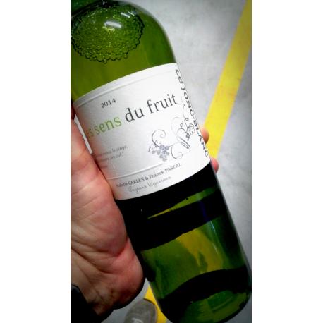Le Sense de Fruit VDF Blanc 2014