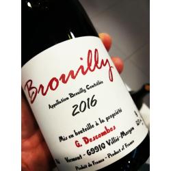 Bruilly AOC 2016 - G. Descombes