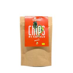Chips di cavolo nero peperone e nocciola gr 14 - La Ginestra