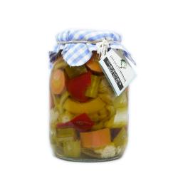 Giardiniera Sott'olio 1 kg - Palazzina Bassa