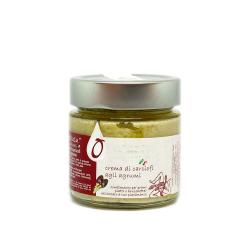 Crema di carciofi agli agrumi 212 ml - Fousseni