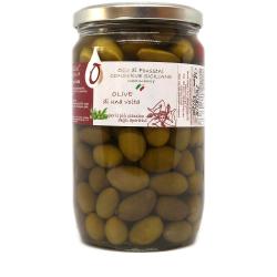 Olive di una volta Nocellara dell'Etna - Fousseni