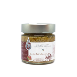 Pesto Trapanese 212 ml - Fousseni