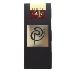 Tavoletta di cioccolato fondente 70% con chicchi di caffè - P. Cocoa