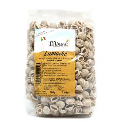 Pasta di Semola di grano duro Russello Lumache 500 gr