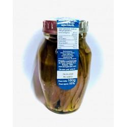 Filetti di Acciughe in olio EVO da 160gr - Il Faro