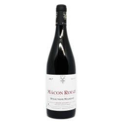 Macon Rouge Gamay Selection Massale 2017 - J. Guillot