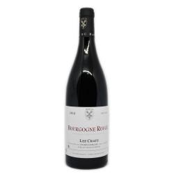 Bourgogne Rouge Les Crays Pinot Noir 2018 - J. Guillot