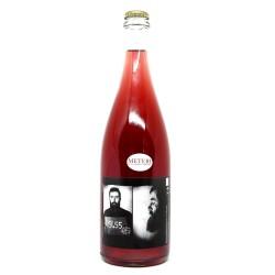 Pet Nat rosè 54 -55 - Y. Bernard