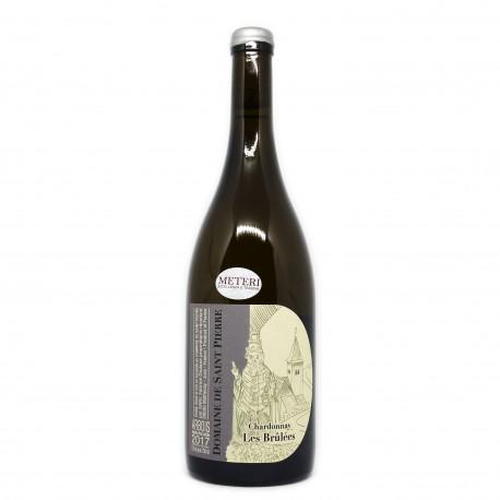 Chardonnay Les Brulees 2017- Domaine de Saint Pierre