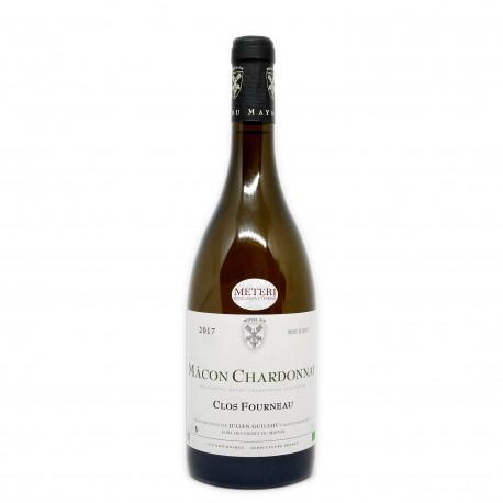 Macon Chardonnay Clos Fourneau 2017 - J. Guillot