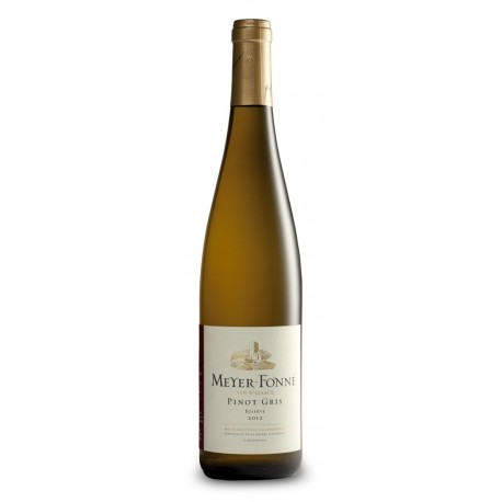 Alsace Pinot Gris Reserve 2012