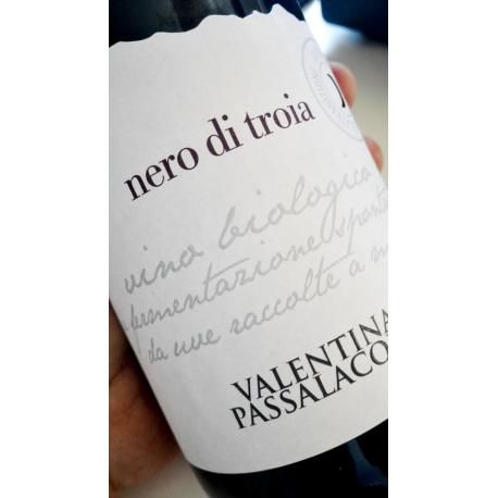 Nero di Troia IGP Puglia Bio 2014