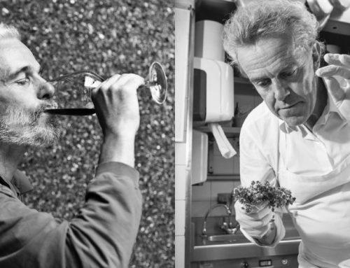 Ein Prosit 2019: La Cena di Alain Passard e i vini di Frank Cornelissen