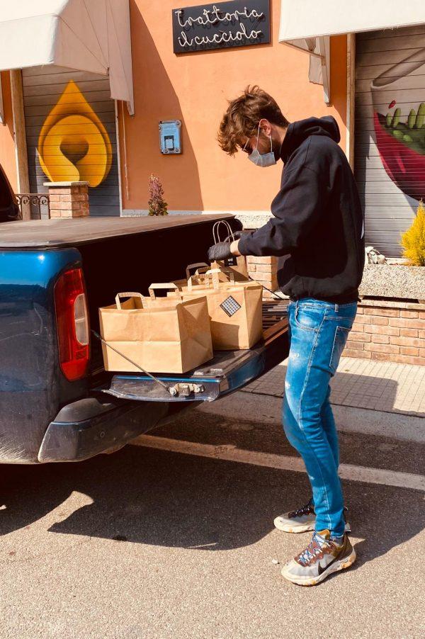 trattoria il cucciolo Bologna