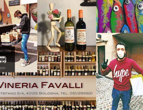 Wine Delivery: Ristoranti ed Enoteche che fanno delivery di Vini Meteri a Bologna