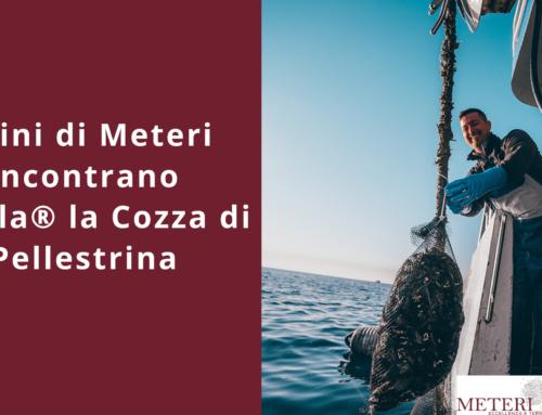 I Vini di Meteri incontrano Mitilla la Cozza di Pellestrina: L'appuntamento Venerdì 6 Novembre 2020 da M4 cento a Sottomarina.